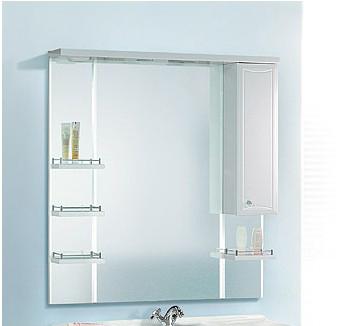 Шкаф-зеркало Aqwella