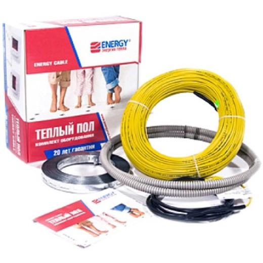 Нагревательные кабели Energy
