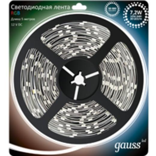 Светодиодные ленты Gauss